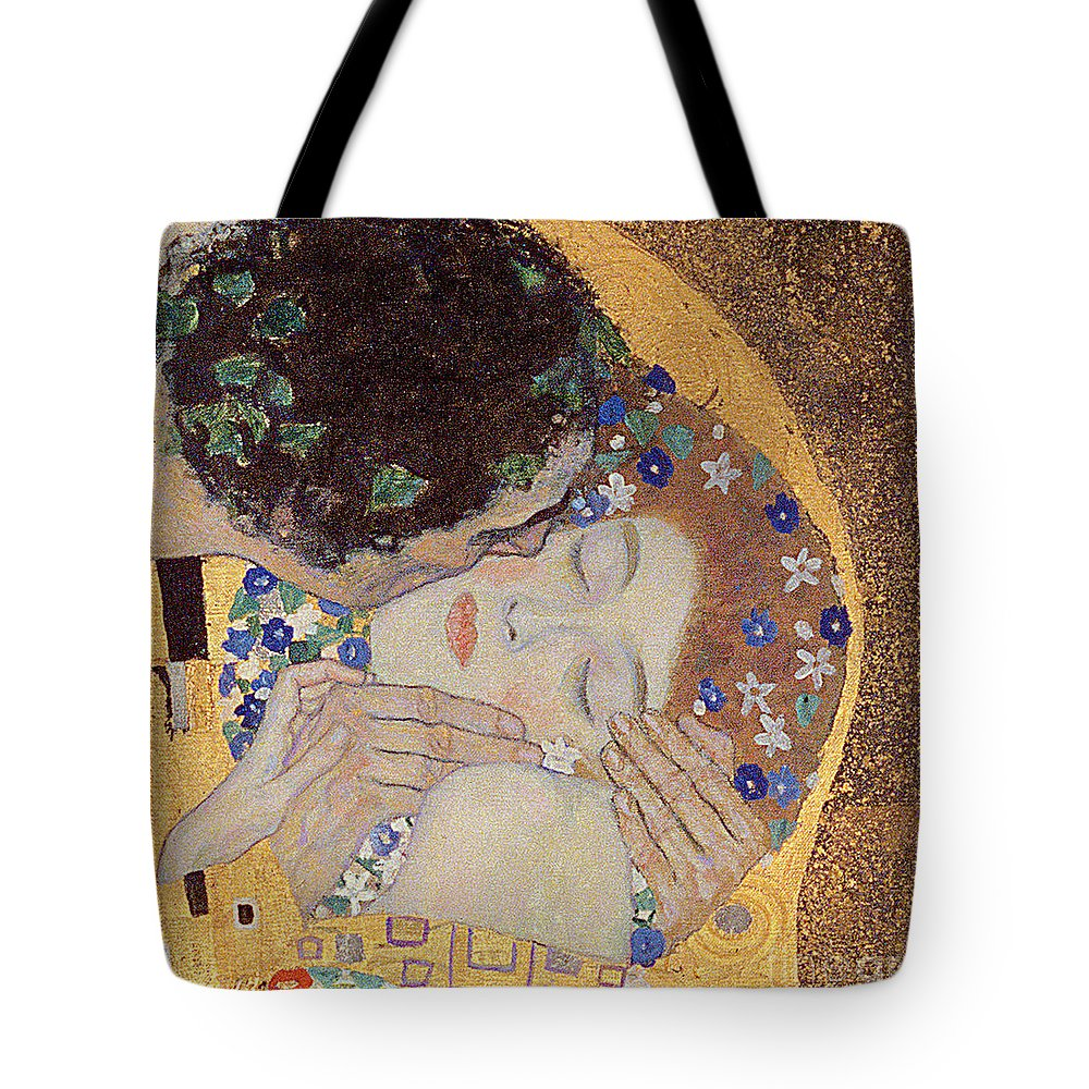 Gustav Paintings Tote Bags