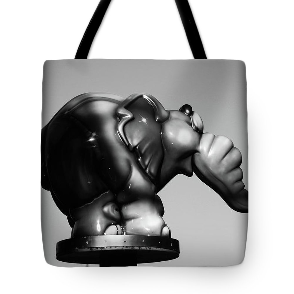 Lister Park Tote Bag featuring the photograph Turnaround by Jez C Self