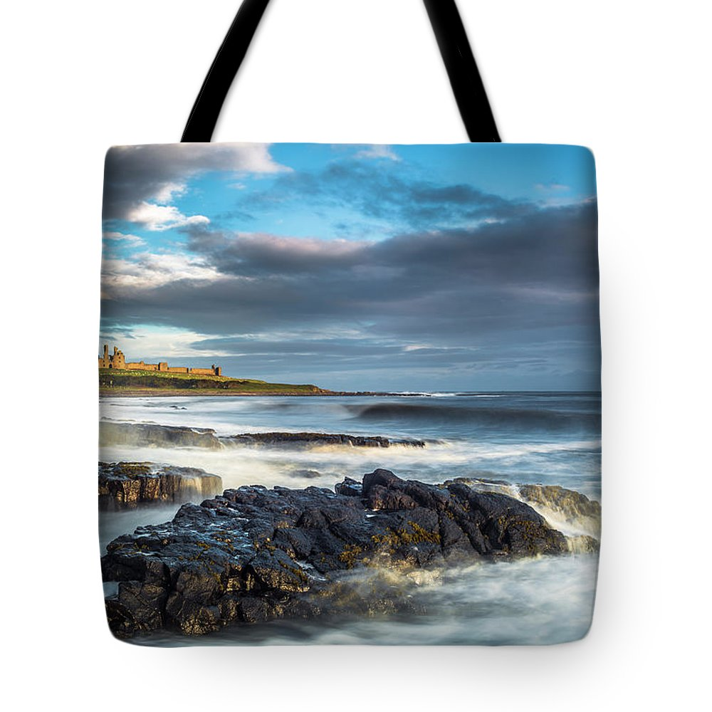 Architecture Tote Bag featuring the photograph Turner's View by David Taylor