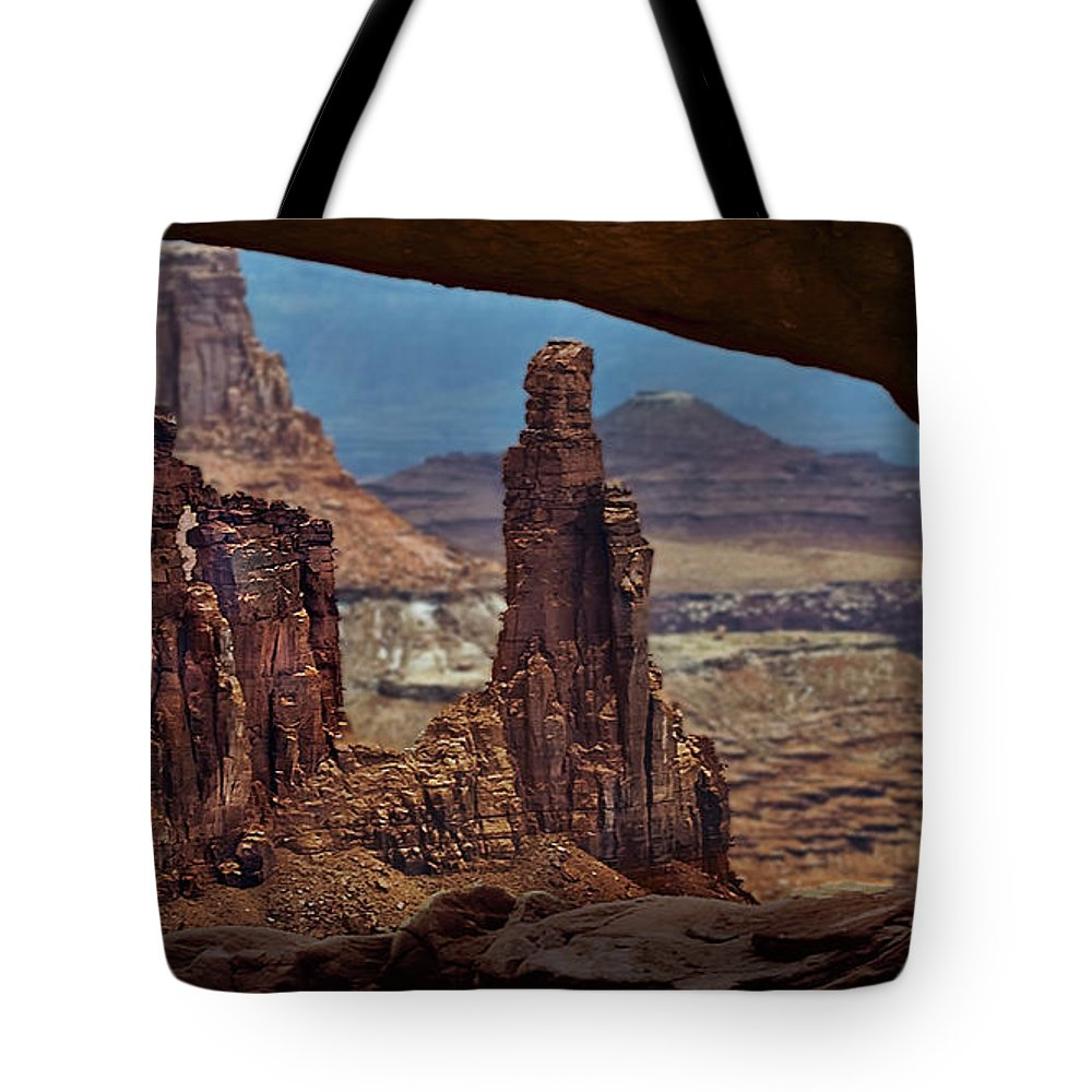 Desert Tote Bag featuring the photograph Washer Woman by John Christopher