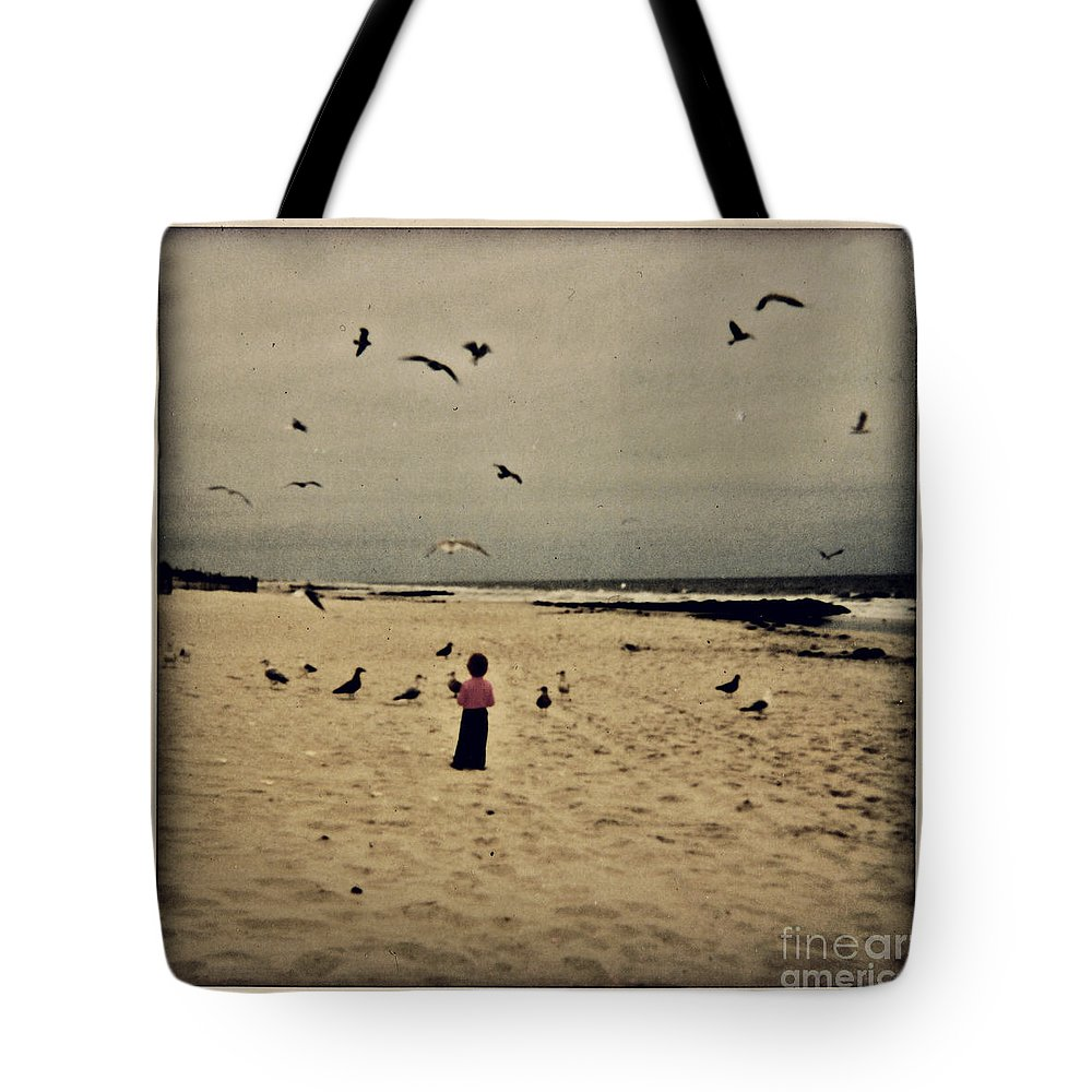 Ocean Tote Bag featuring the photograph When Promises Were For Keeps by Dana DiPasquale