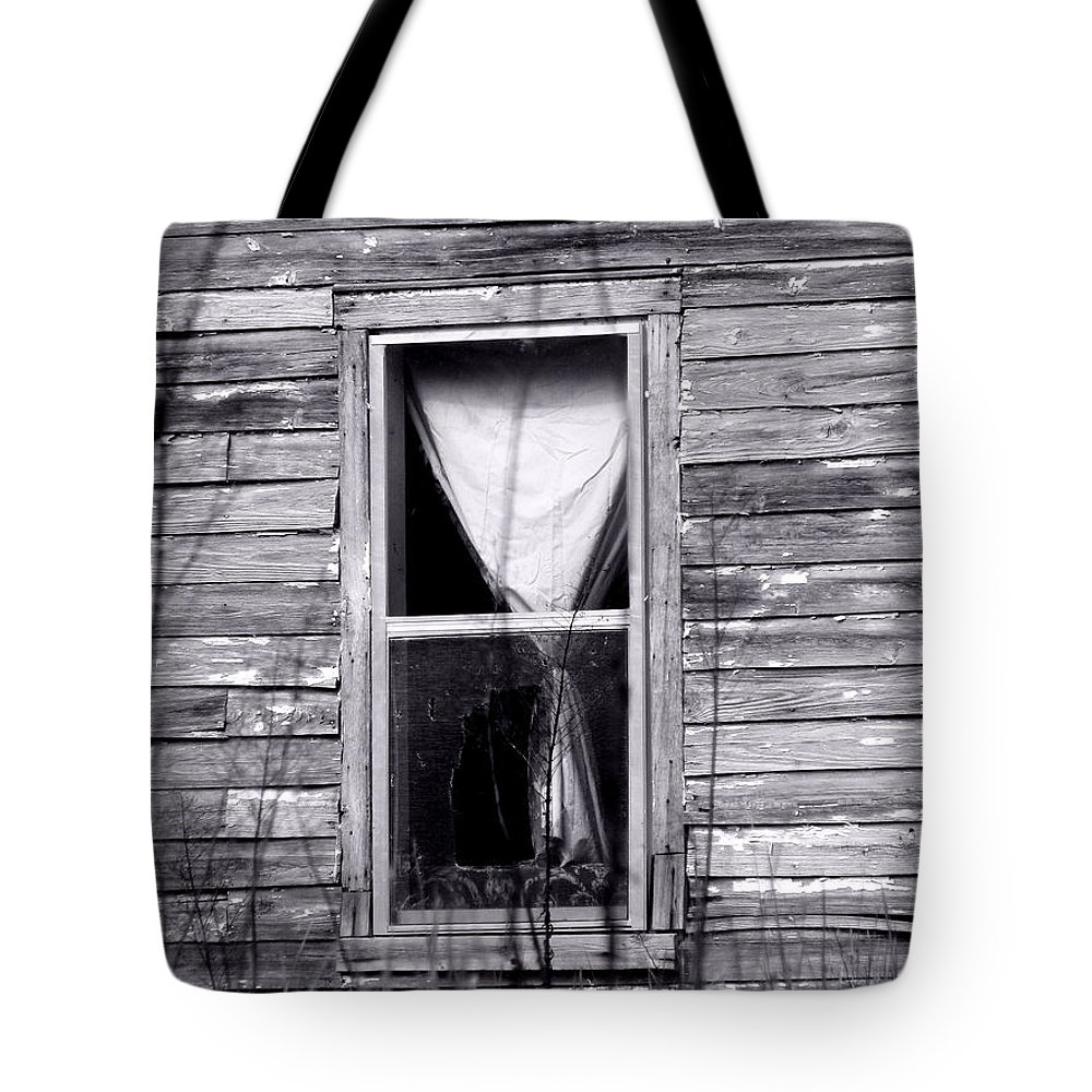 Windows Tote Bag featuring the photograph Window by Amanda Barcon
