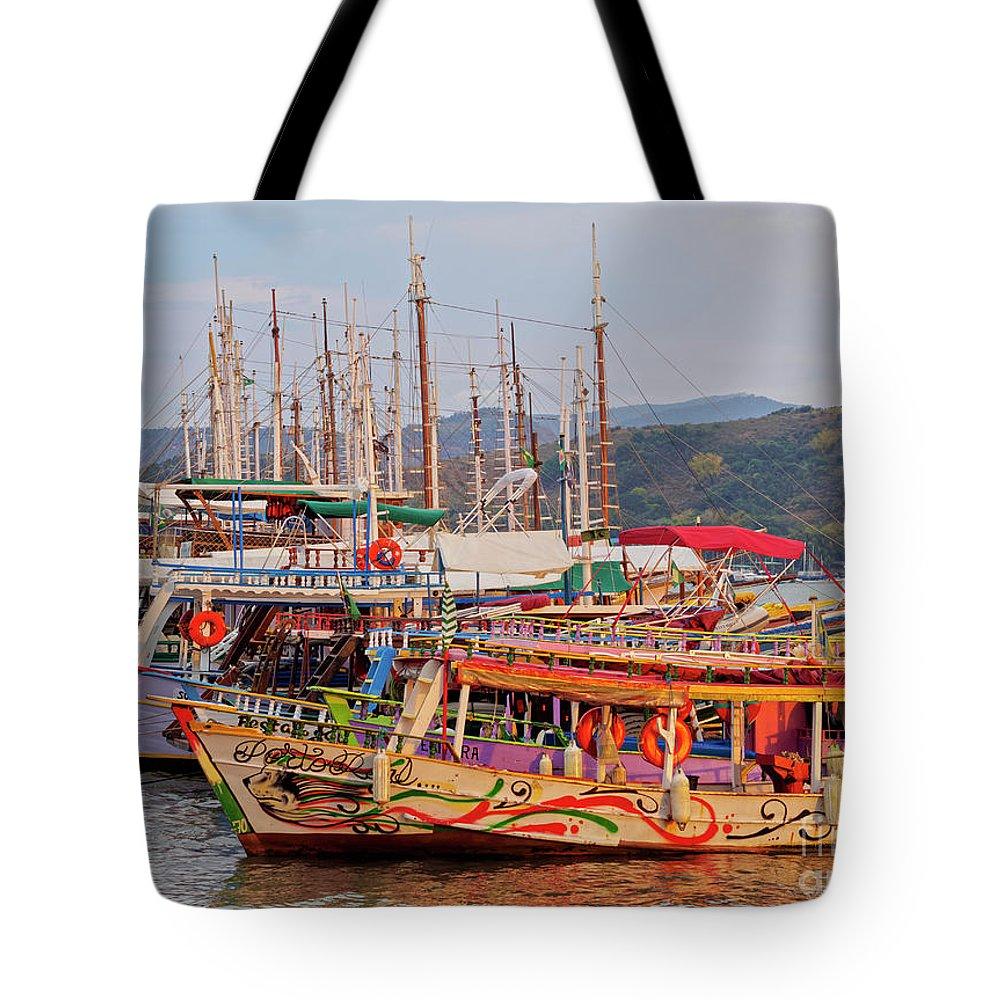 South America Tote Bag featuring the photograph Paraty, Brazil by Karol Kozlowski