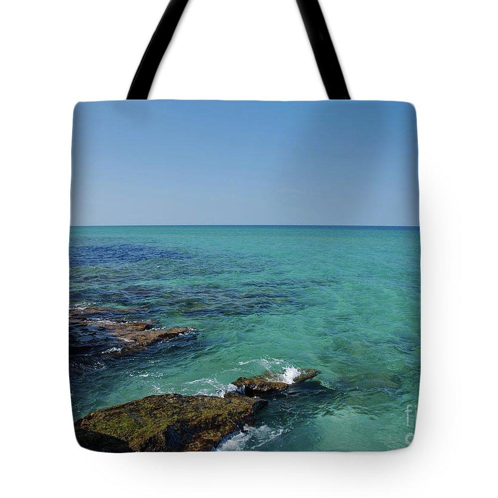 Ocean Reef Park Tote Bag featuring the photograph 12- Ocean Reef Park by Joseph Keane
