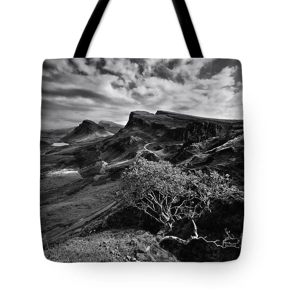Isle Of Skye Tote Bags