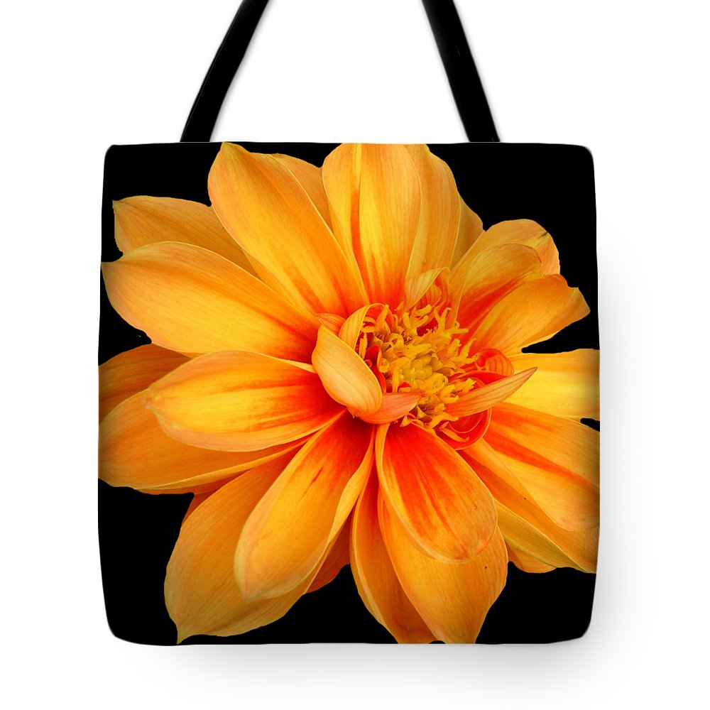 Flower Tote Bag featuring the photograph Flower by FL collection