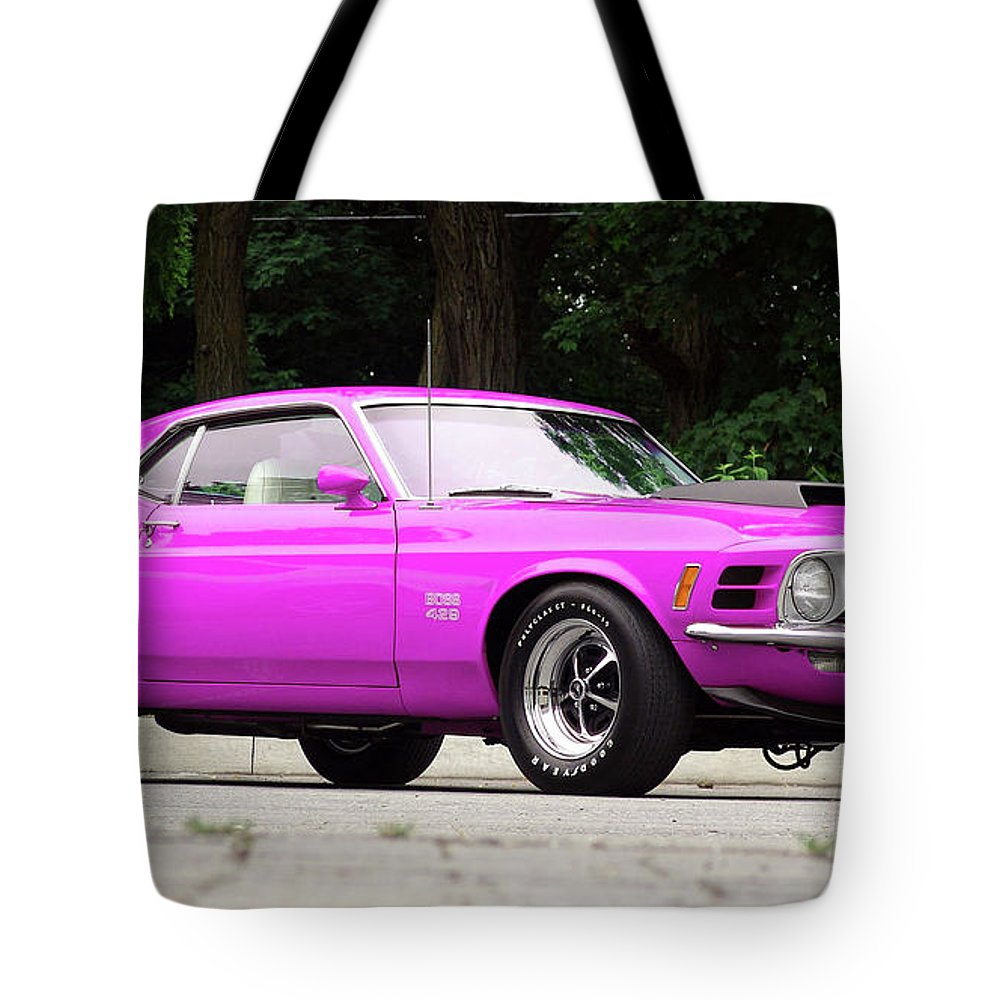 Classic Tote Bag featuring the photograph Classic by Jackie Russo