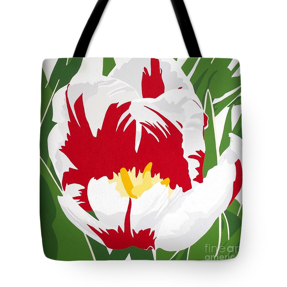Canada 150 Tote Bag featuring the painting Canada 150 by Susan Porter