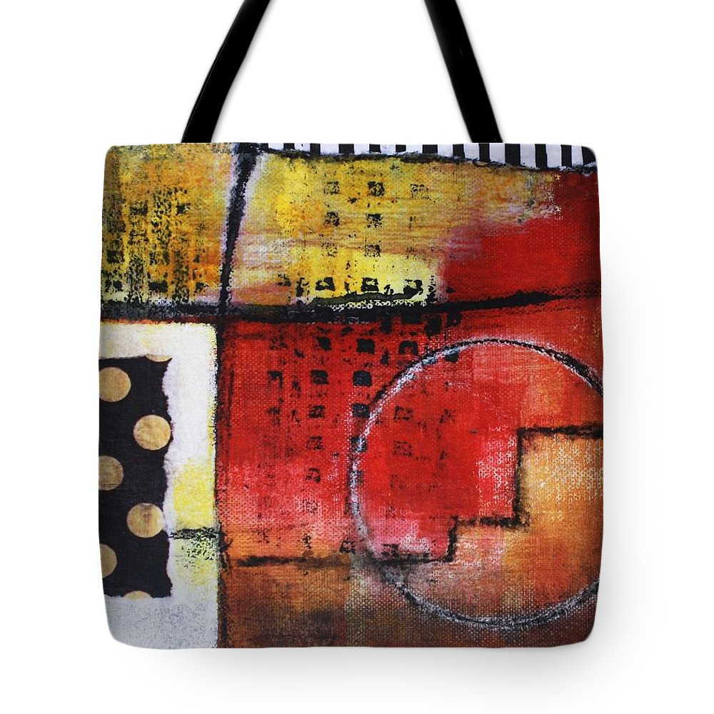 Art Tote Bag featuring the painting Untitled by William Hartill