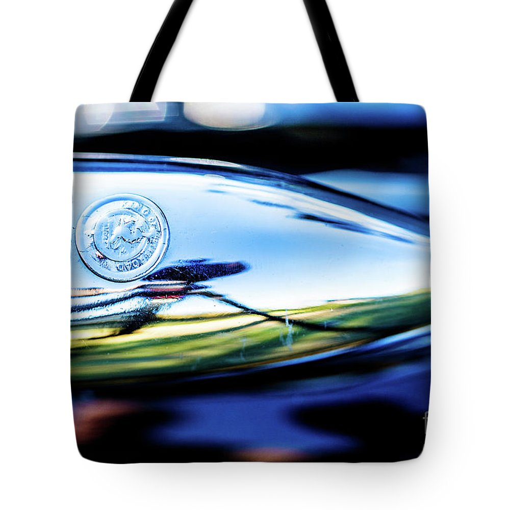 1930 Mg Tote Bag featuring the photograph 1743.043 1930 Mg Light by M K Miller