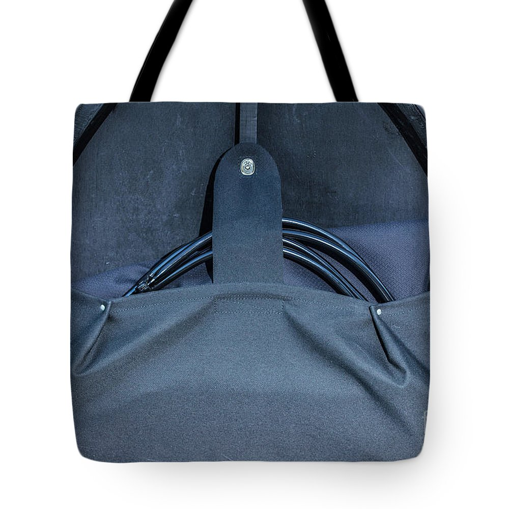 1930 Mg Tote Bag featuring the photograph 1743.050 1930 Mg Storage by M K Miller
