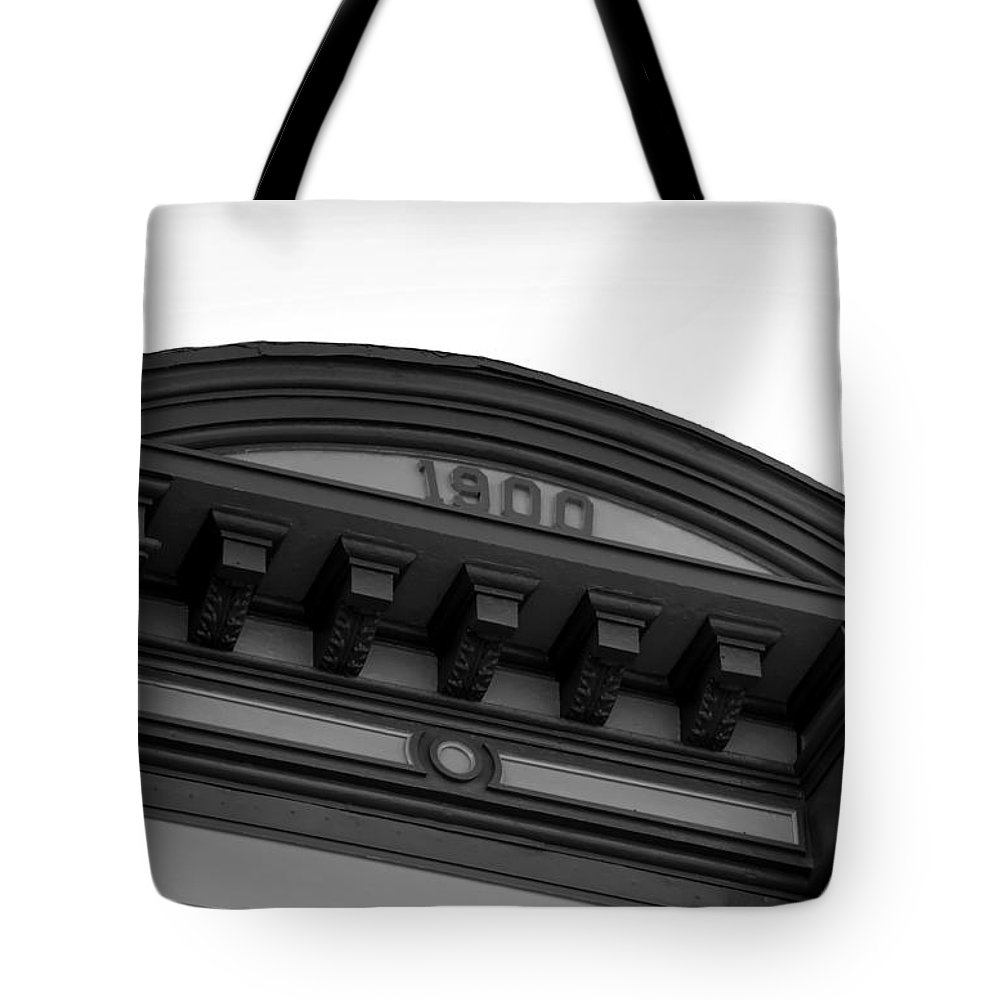 1900.architecture Tote Bag featuring the photograph 1900 by David Lee Thompson