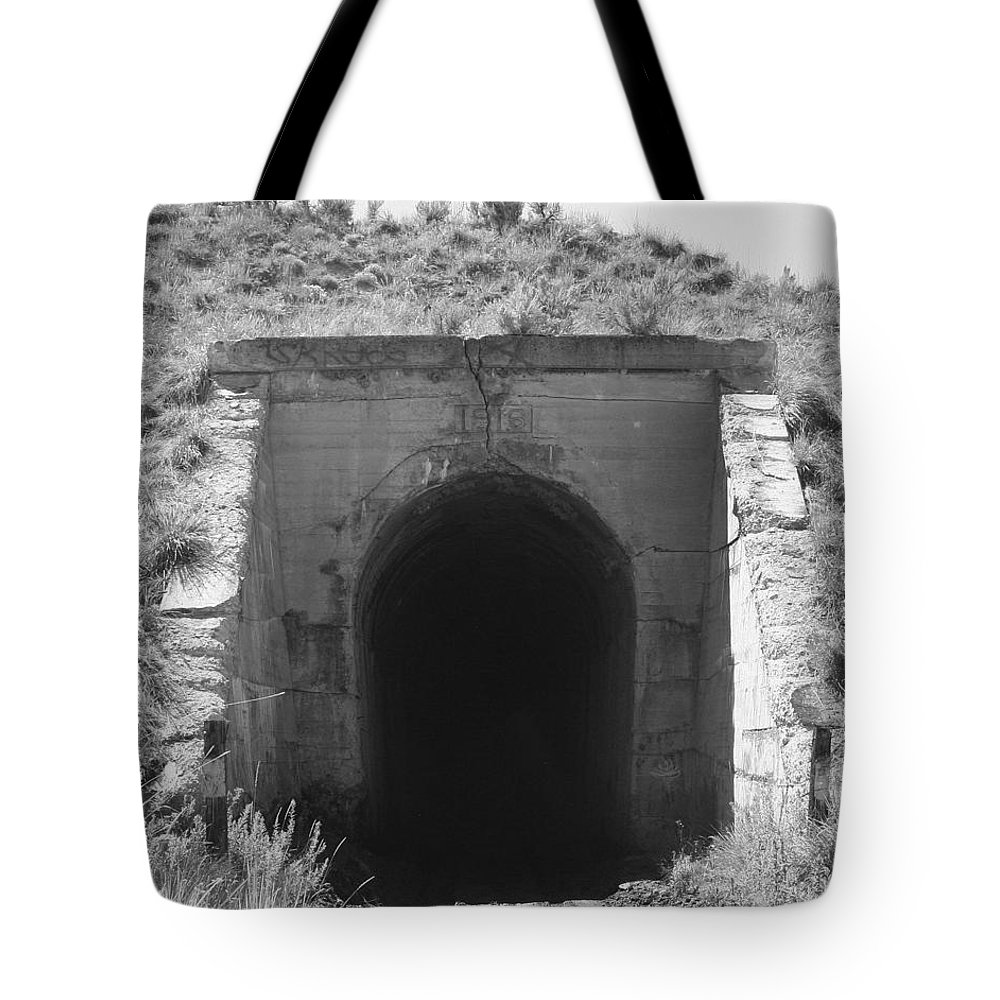 Tote Bag featuring the photograph 1916 by Pat Turner