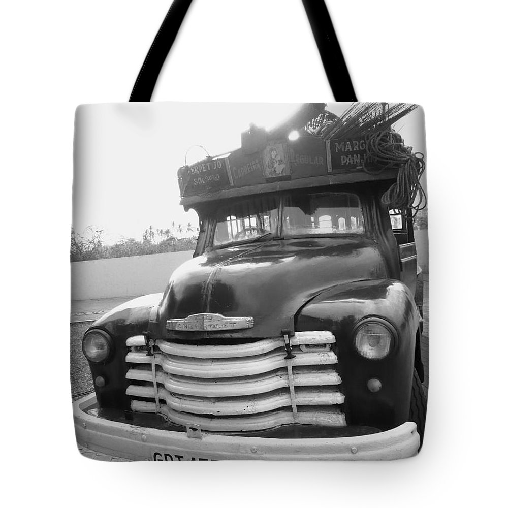1920 Tote Bag featuring the photograph 1920 by Piety Dsilva