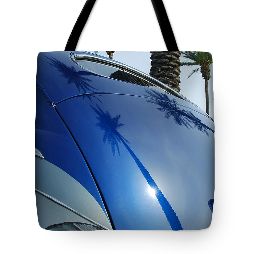 Car Tote Bag featuring the photograph 1946 Steel Body Gm by Jill Reger
