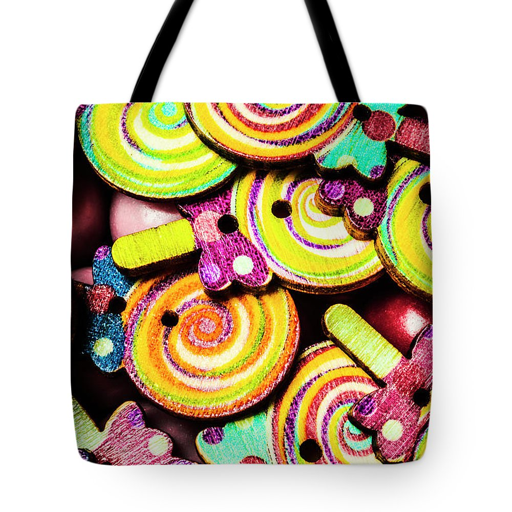 Taste Photographs Tote Bags