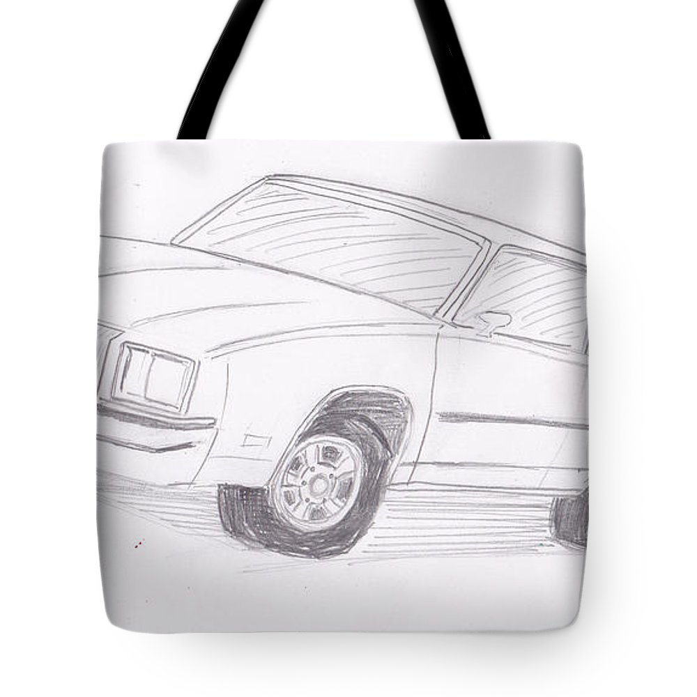 1979 Oldsmobile Cutlass Supreme 1979 Tote Bag