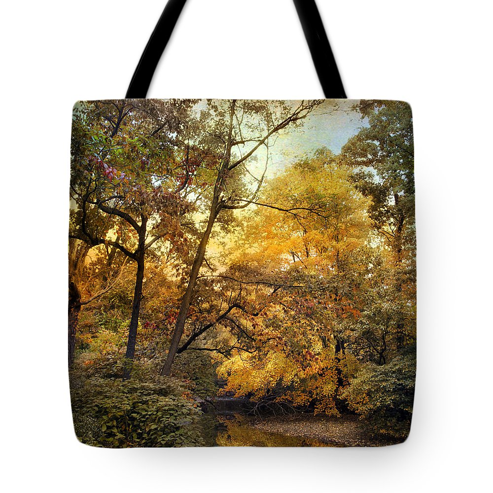 Nature Tote Bag featuring the photograph Dusk by Jessica Jenney