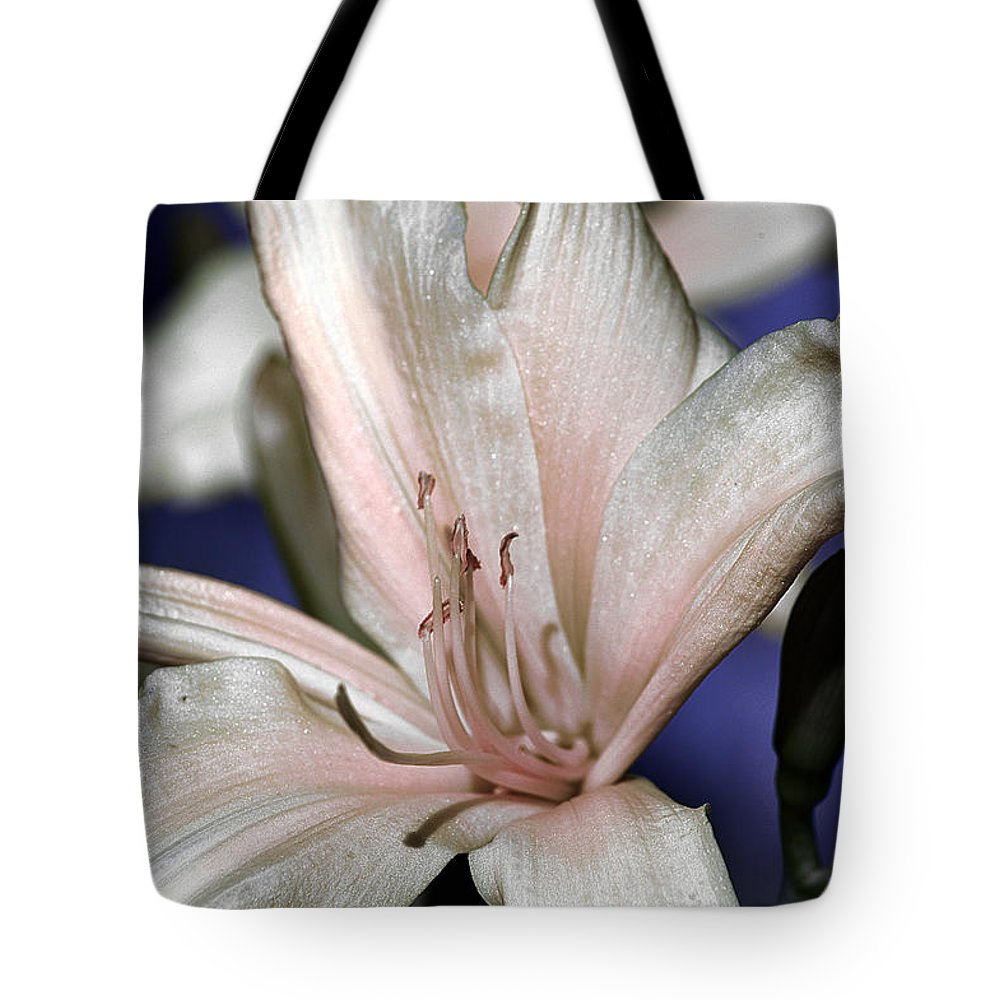 Clay Tote Bag featuring the photograph Floral by Clayton Bruster