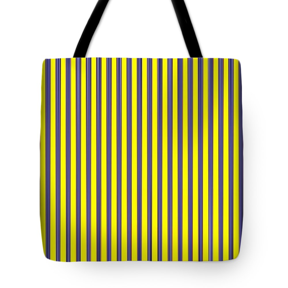 Check Pattern Tote Bags