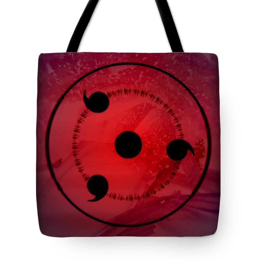 Naruto Tote Bags