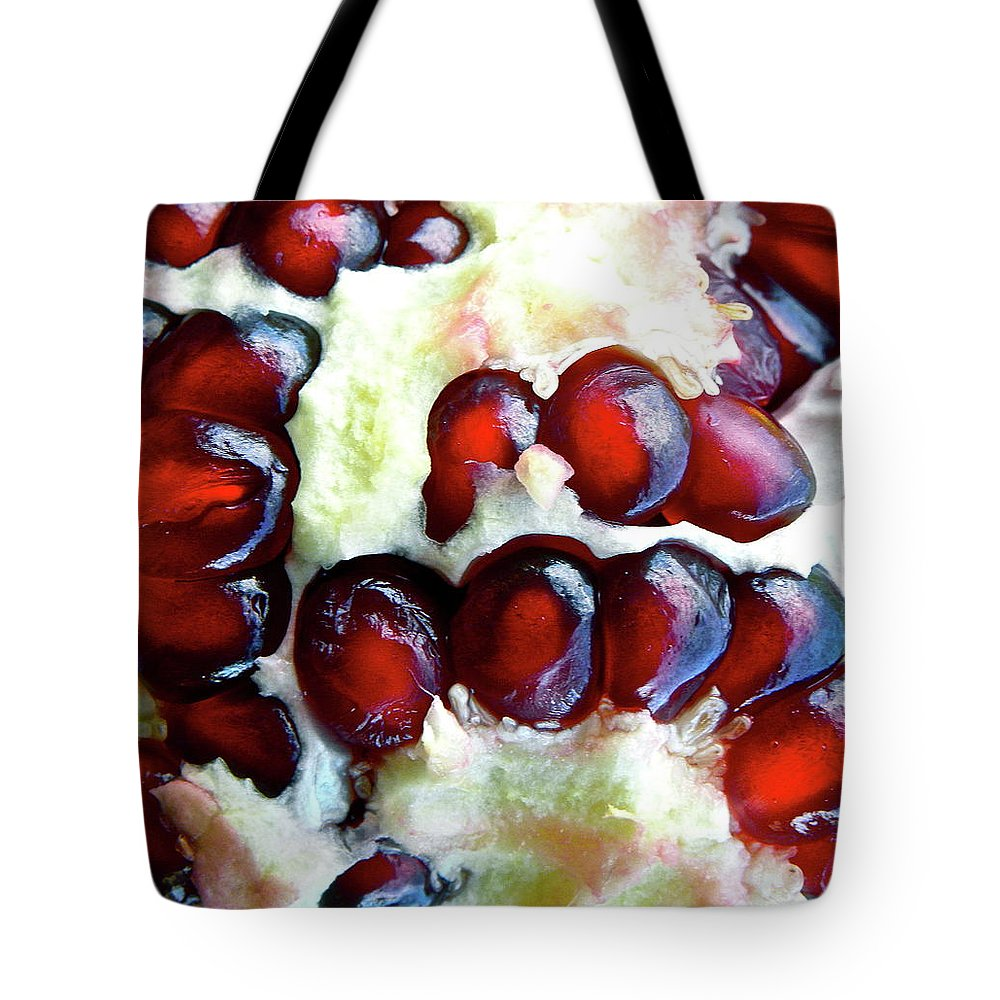 Fruit Tote Bag featuring the photograph Seul by Shannon Turek