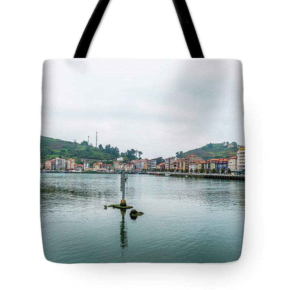 Spain Tote Bag featuring the photograph Surf Some Waves by Ric Schafer