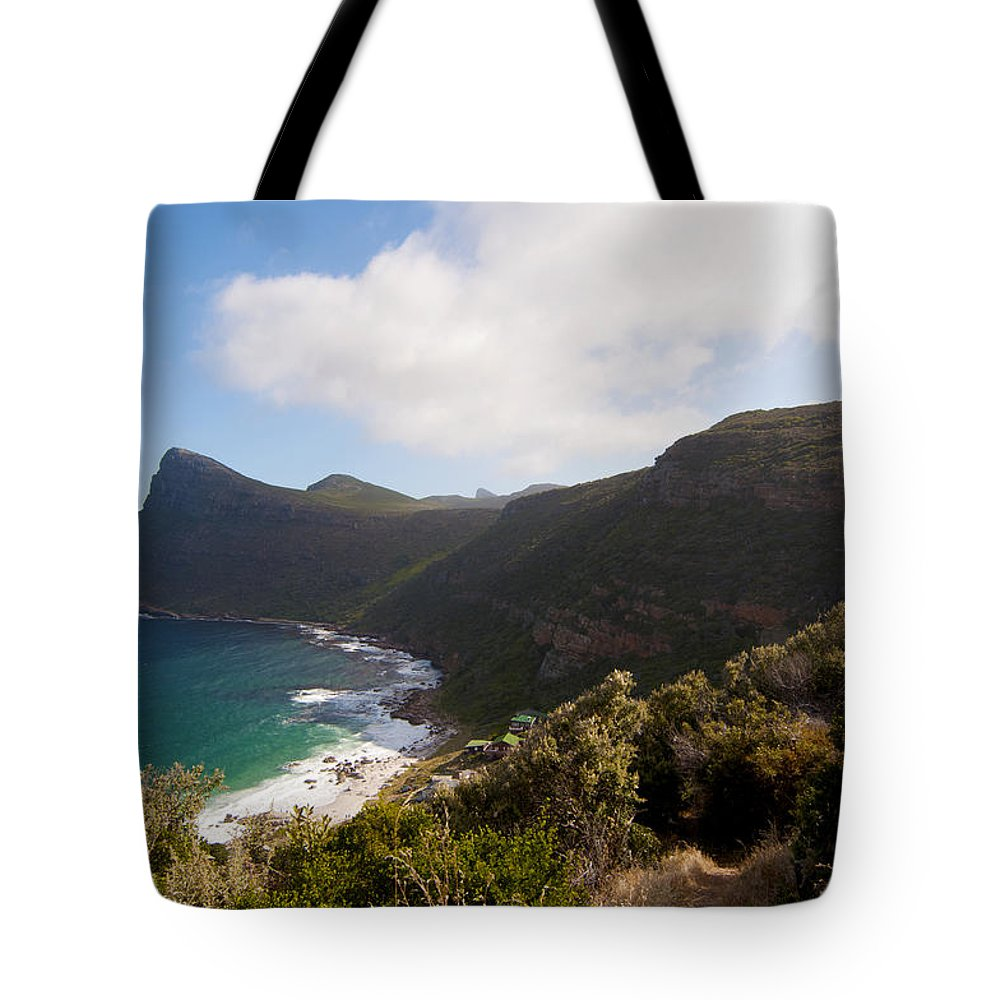 Table Mountain Tote Bag featuring the photograph Table Mountain National Park by Fabrizio Troiani