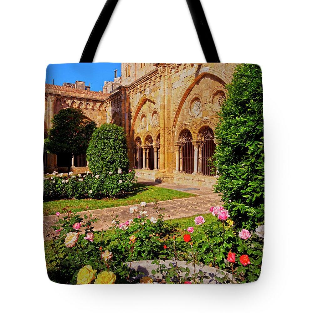 Spain Tote Bag featuring the photograph Tarragona, Spain by Karol Kozlowski