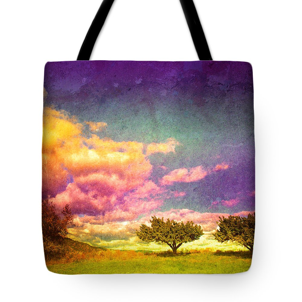 Trees Tote Bag featuring the photograph The Kvr Collection by Tara Turner