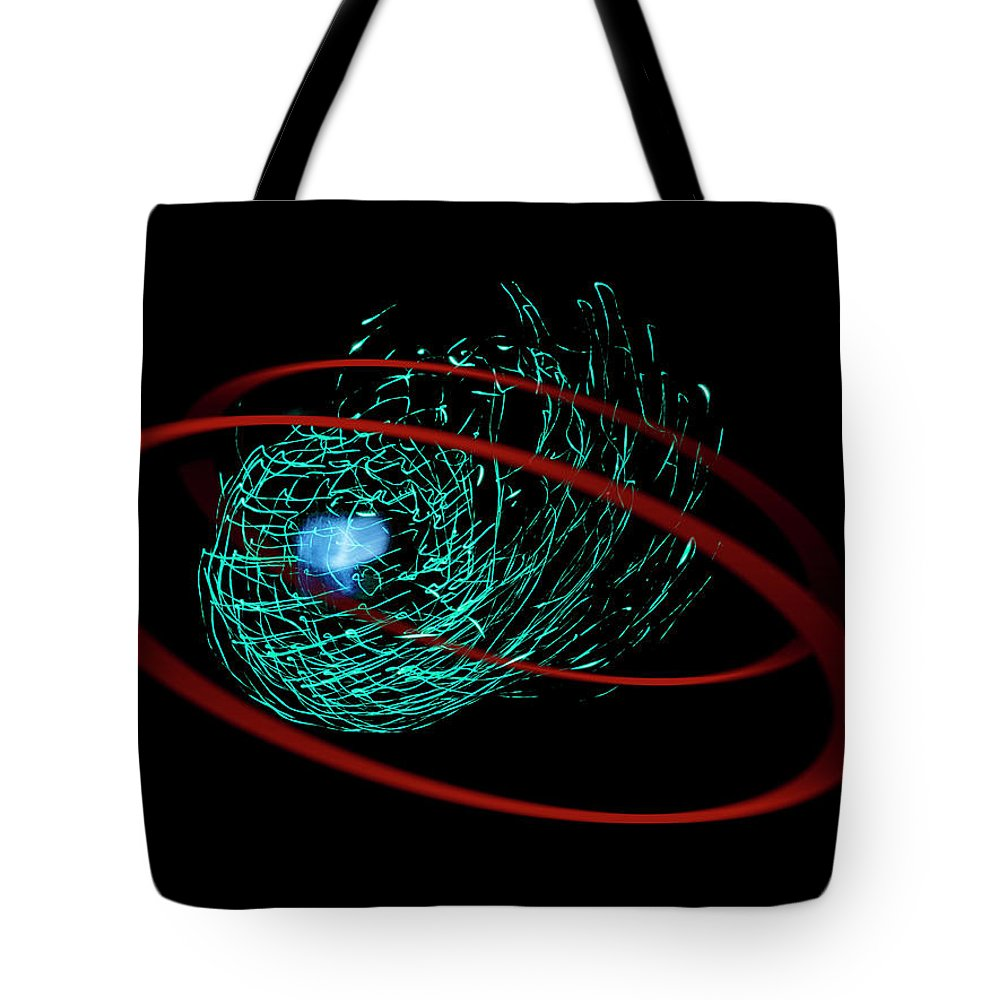 Aspect Ratio 3:4 Tote Bag featuring the photograph 201606040-041a Incoming 3x4 by Alan Tonnesen