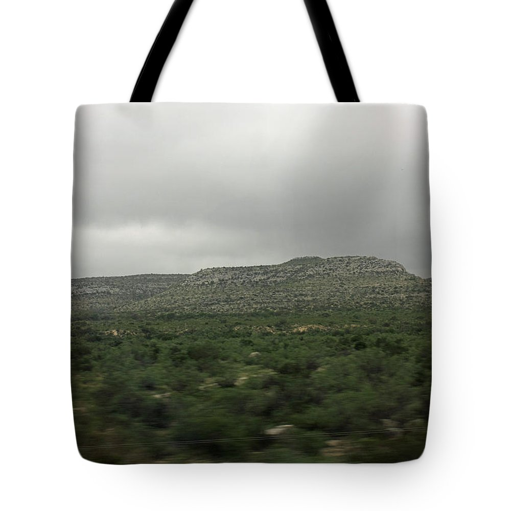 Countryside Tote Bag featuring the photograph Texas Scenic Landscape by James Connor