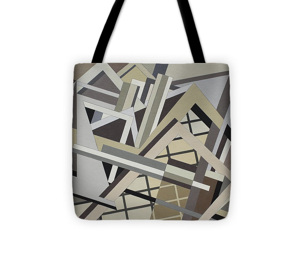 Tote Bag featuring the painting 2569 Untitled by Paul A Addams Archive