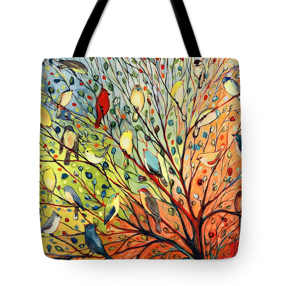 Sparrow Tote Bags