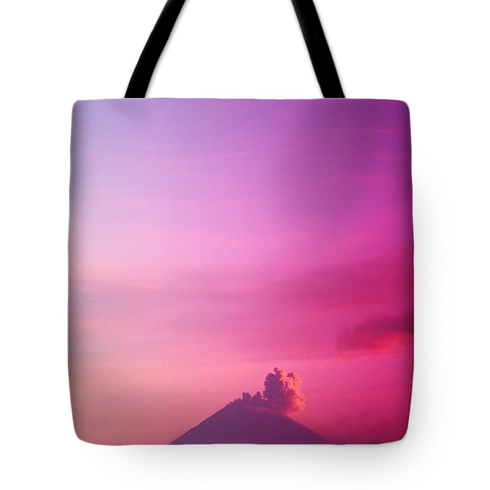 Active Tote Bag featuring the photograph Bromo Tengger Semeru by Gloria & Richard Maschmeyer - Printscapes