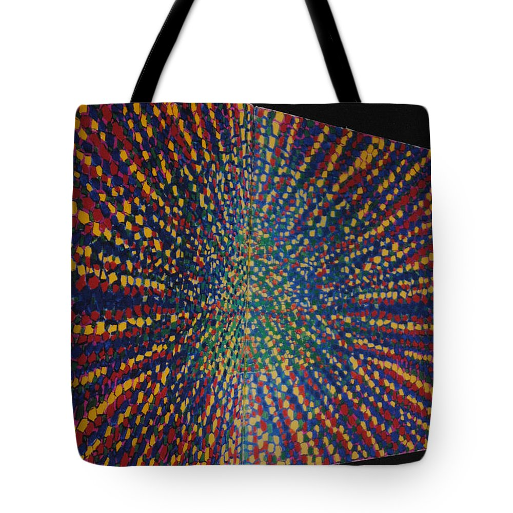 Inspirational Tote Bag featuring the painting Butterfly Dream by Kyung Hee Hogg
