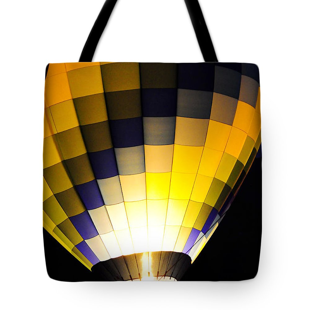 Clay Tote Bag featuring the photograph Glowing by Clayton Bruster