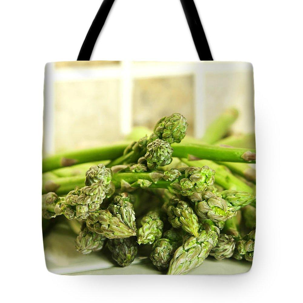 Asparagus Tote Bags