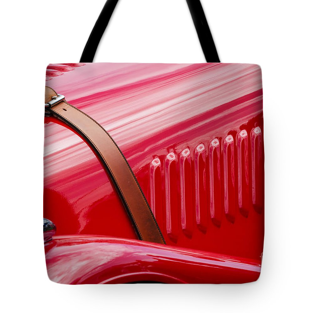 Morgan Tote Bag featuring the photograph Morgan by Dennis Hedberg