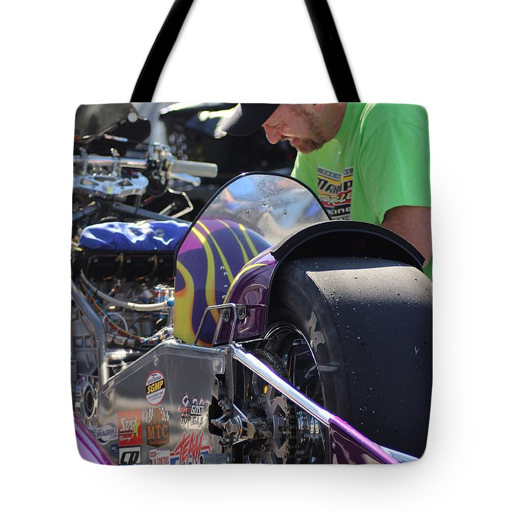 Manufacturers Tote Bag featuring the photograph Man Cup 08 2016 By Jt by Jack Norton