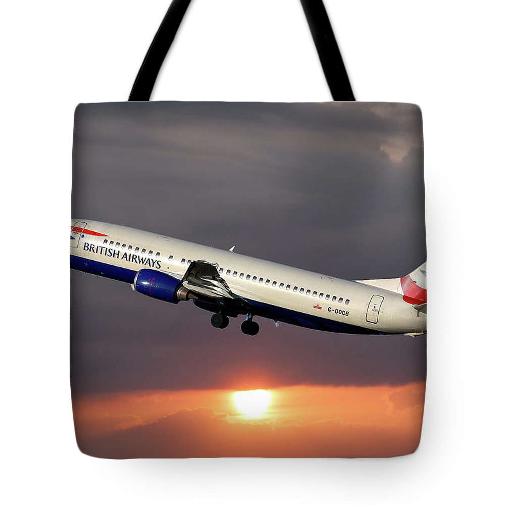 Designs Similar to British Airways Boeing 737-400