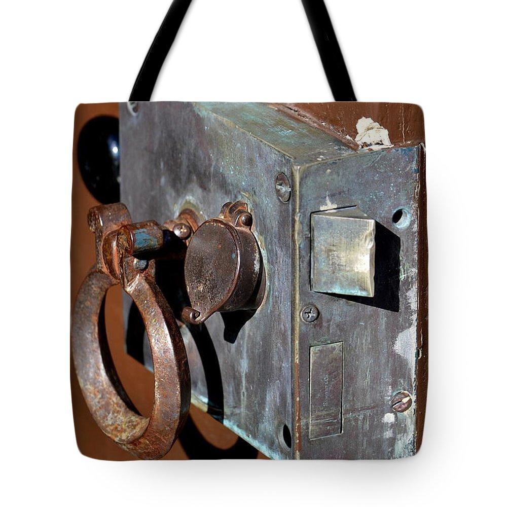 Tote Bag featuring the photograph Balboa Park, San Diego by Dean Ferreira
