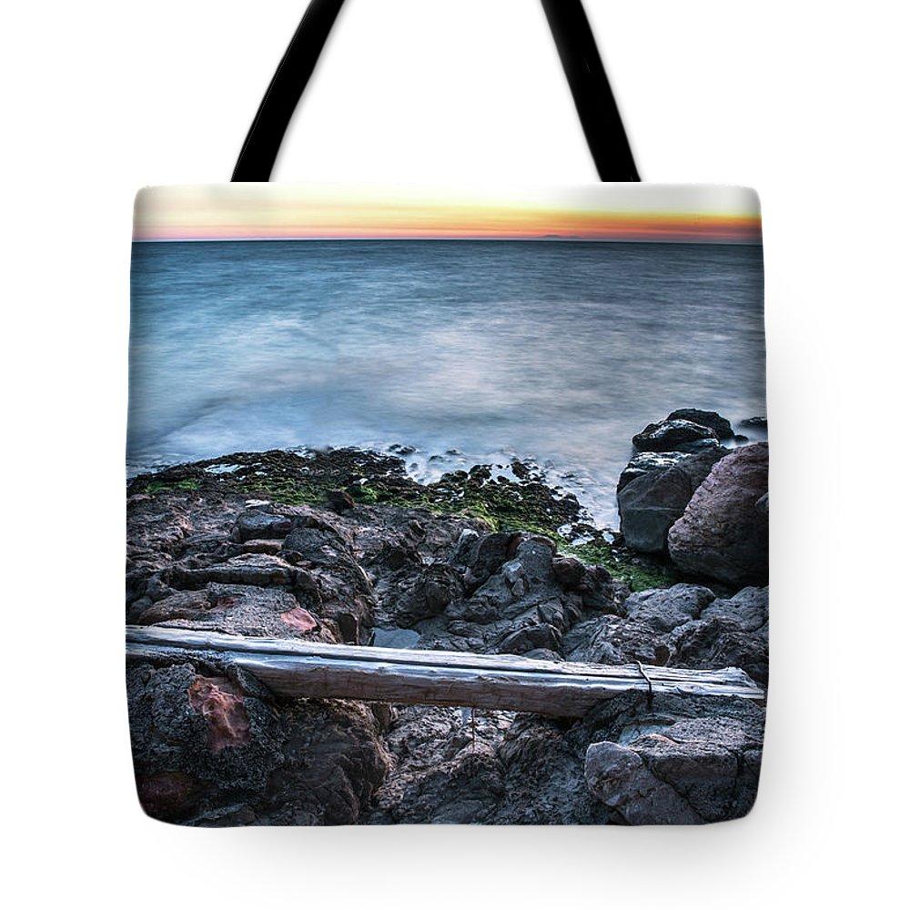 Cap Salou Tote Bag featuring the photograph Cap Salou, Spain by Chantelle Flores