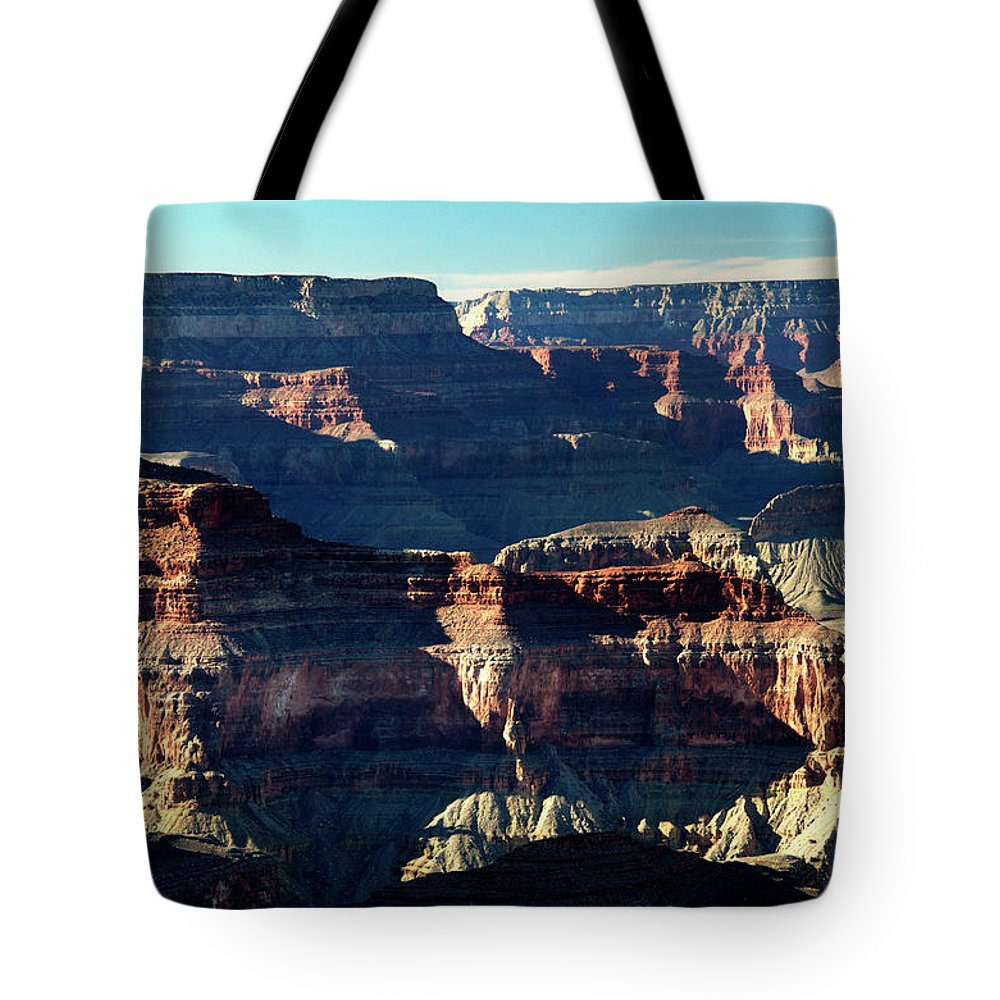 Grand Canyon Tote Bag featuring the photograph Grand Canyon by Paul Cannon