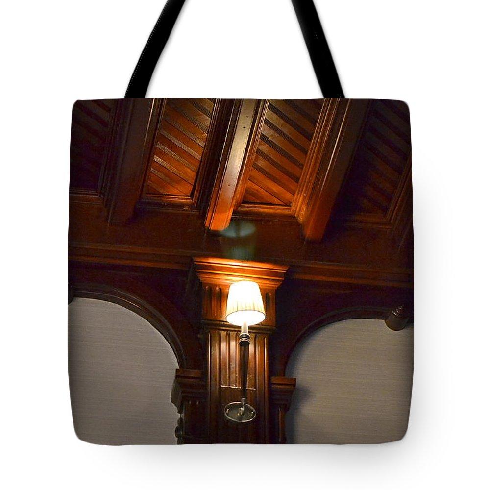 Tote Bag featuring the photograph Hotel Coronado by Dean Ferreira