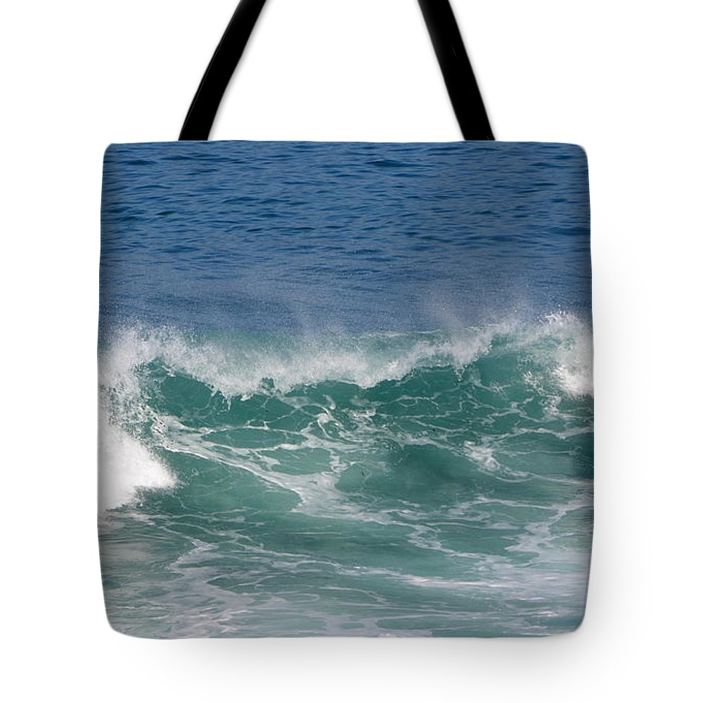 Tote Bag featuring the photograph La Jolla Cove by Dean Ferreira