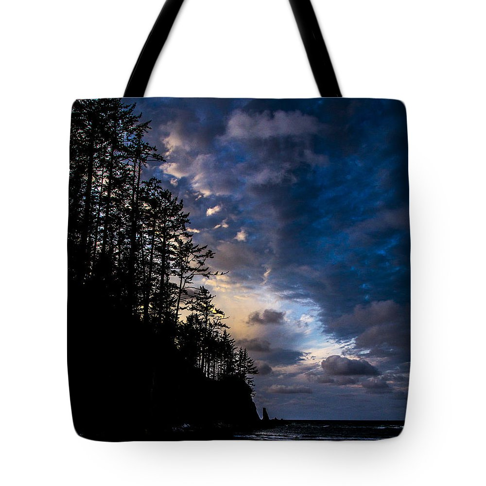 Tote Bag featuring the photograph My Private Beach by Angus Hooper Iii
