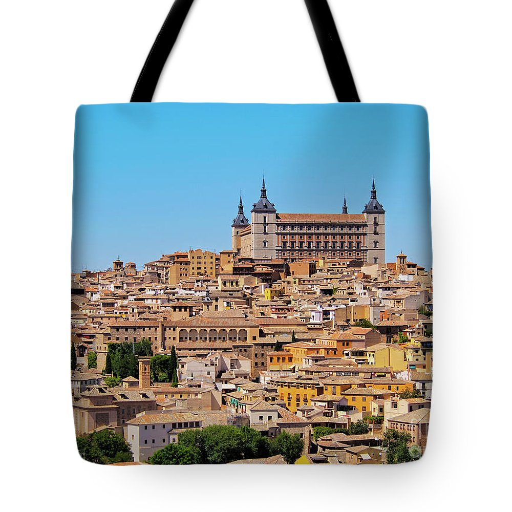 Spain Tote Bag featuring the photograph Toledo, Spain by Karol Kozlowski