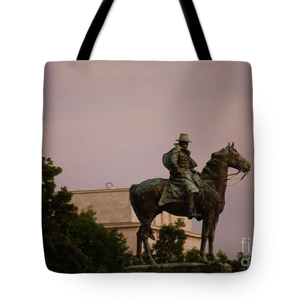 Washington Dc May 2014 Tote Bag featuring the photograph U S Capitol by William Rogers