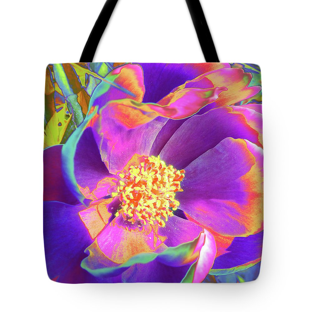 Don't Drop The Crystal Ball Tote Bag featuring the photograph 6-11-17--9685 # 2 Don't Drop The Crystal Ball by Vicki Hall